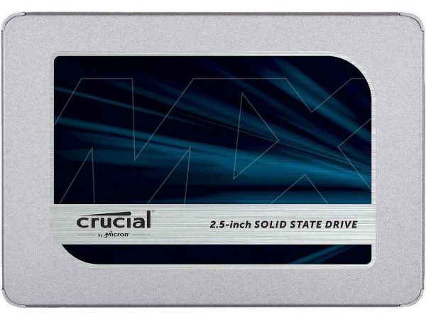 ct500mx500ssd1 2 600x450 - Crucial SOLID STATE DRIVE