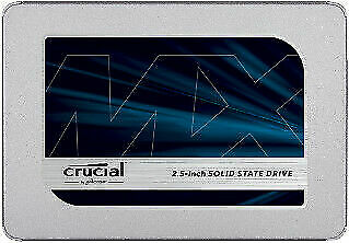 ct500mx500ssd1 - Crucial SOLID STATE DRIVE