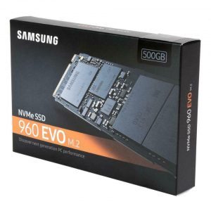 Samsung 960 SOLID STATE DRIVE
