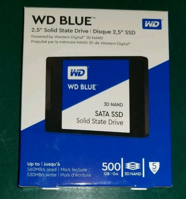 wdbnce5000pnc wrsn 600x640 - WD Blue SOLID STATE DRIVE