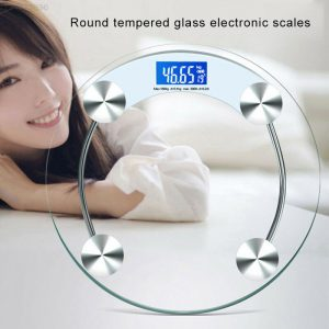Round Shape Body Weight Scale