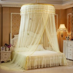 Round Shape Bed Mosquito Net