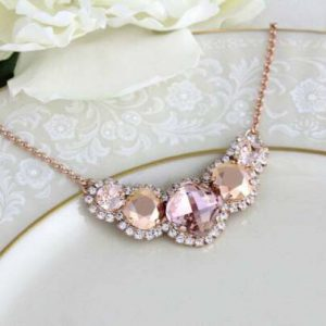Rose Gold Over Pendant