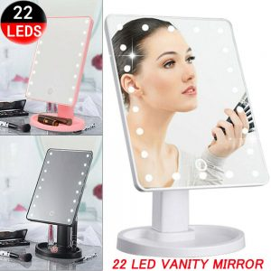 Touch Screen Make Up Mirror