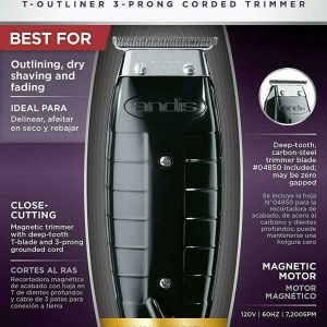 Andis Professional Beard Hair Trimmer