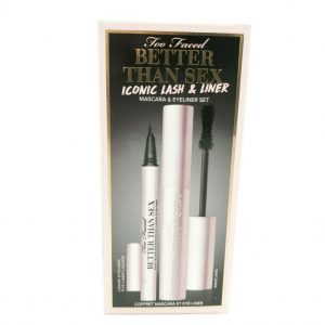 TOO FACED Better Than Iconic Lashes & Liner Set