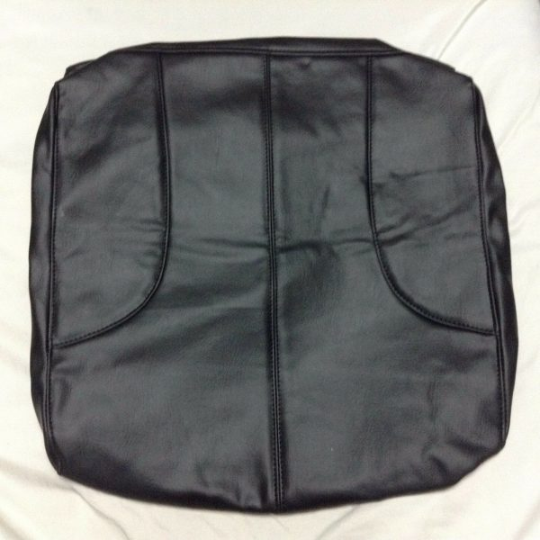 BLPCC 6071 6 600x600 - Black Leather Pedicure Chair Cover